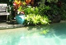 Avon Plains Swimming pool landscaping 3