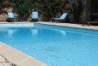 Avon Plains Swimming pool landscaping 6