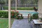 Avon Plains Swimming pool landscaping 9